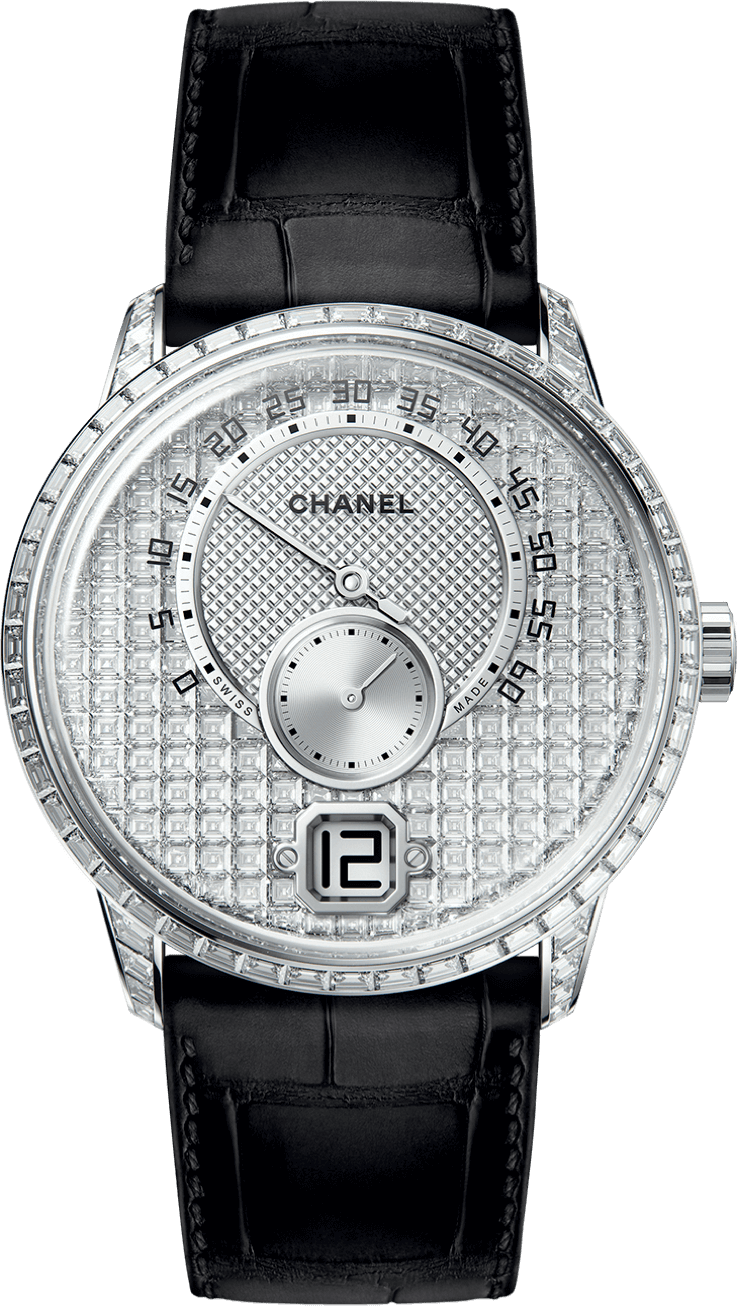 H6221 Monsieur de CHANEL horloge