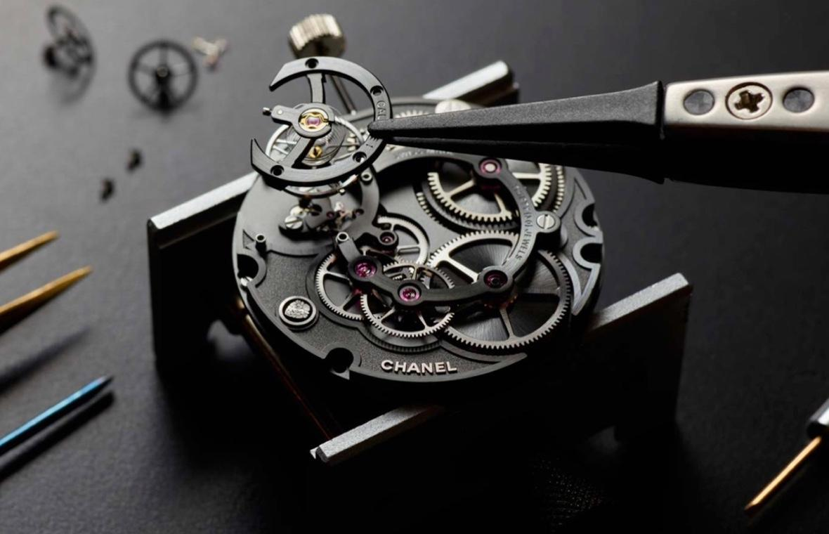 Monsieur de CHANEL watch's features view 1