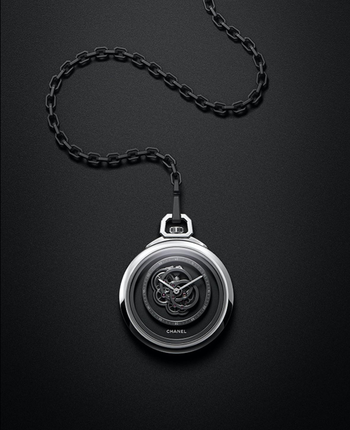 H5822 SPECIAL-EDITION MONSIEUR pocket watch additional view