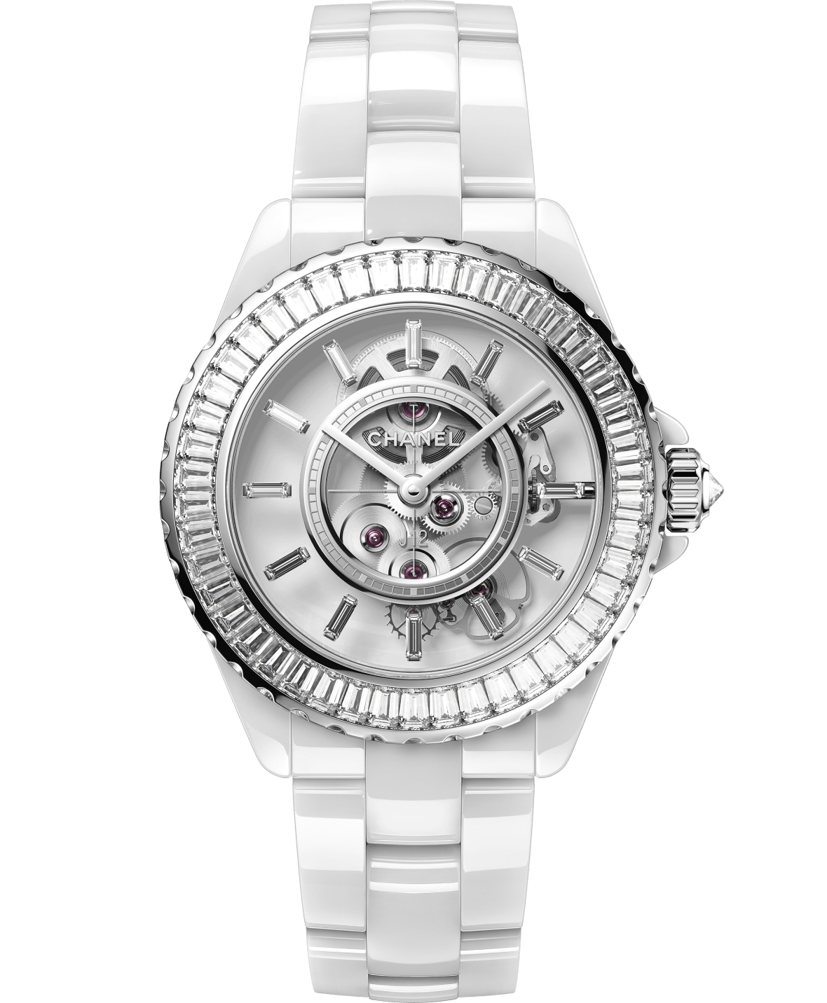 White H6825 J12 X-RAY watch