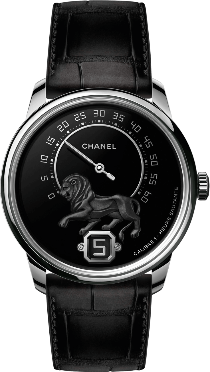 H5487 Monsieur de CHANEL horloge
