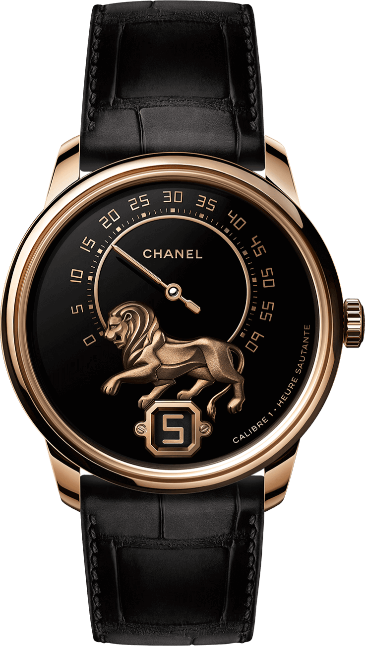 H5488 Monsieur de CHANEL horloge